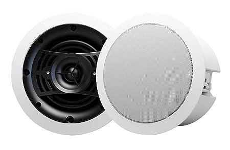 Vision CS-1600 Enceinte pour MP3 & Ipod Blanc