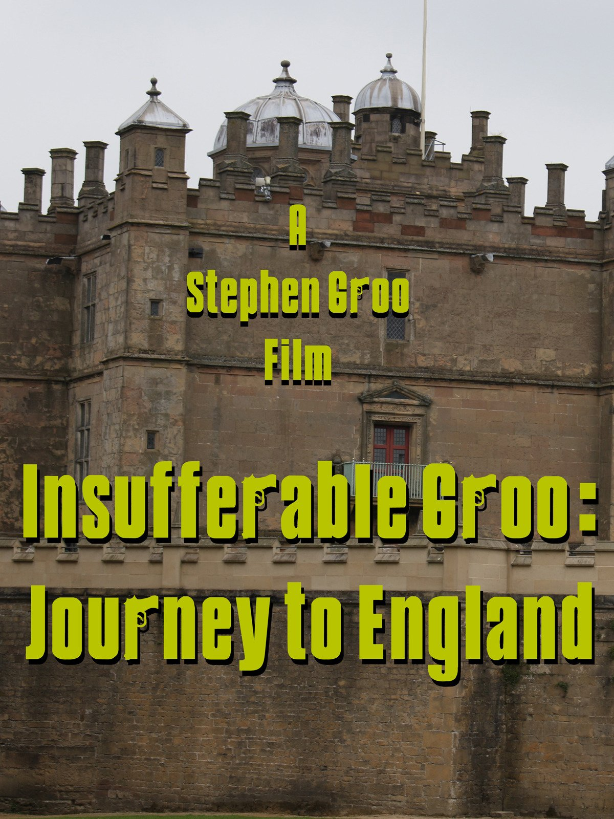 Insufferable Groo: Journey to England