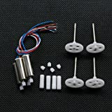 Studyset Engines Motors Gear Set for JJRC H31 RC Drone Quadcopter Spare Part