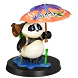 Takenoko Panda Figurine (Color: Multi-colored)