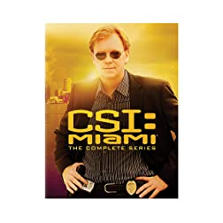 CSI: Miami: The Complete Series