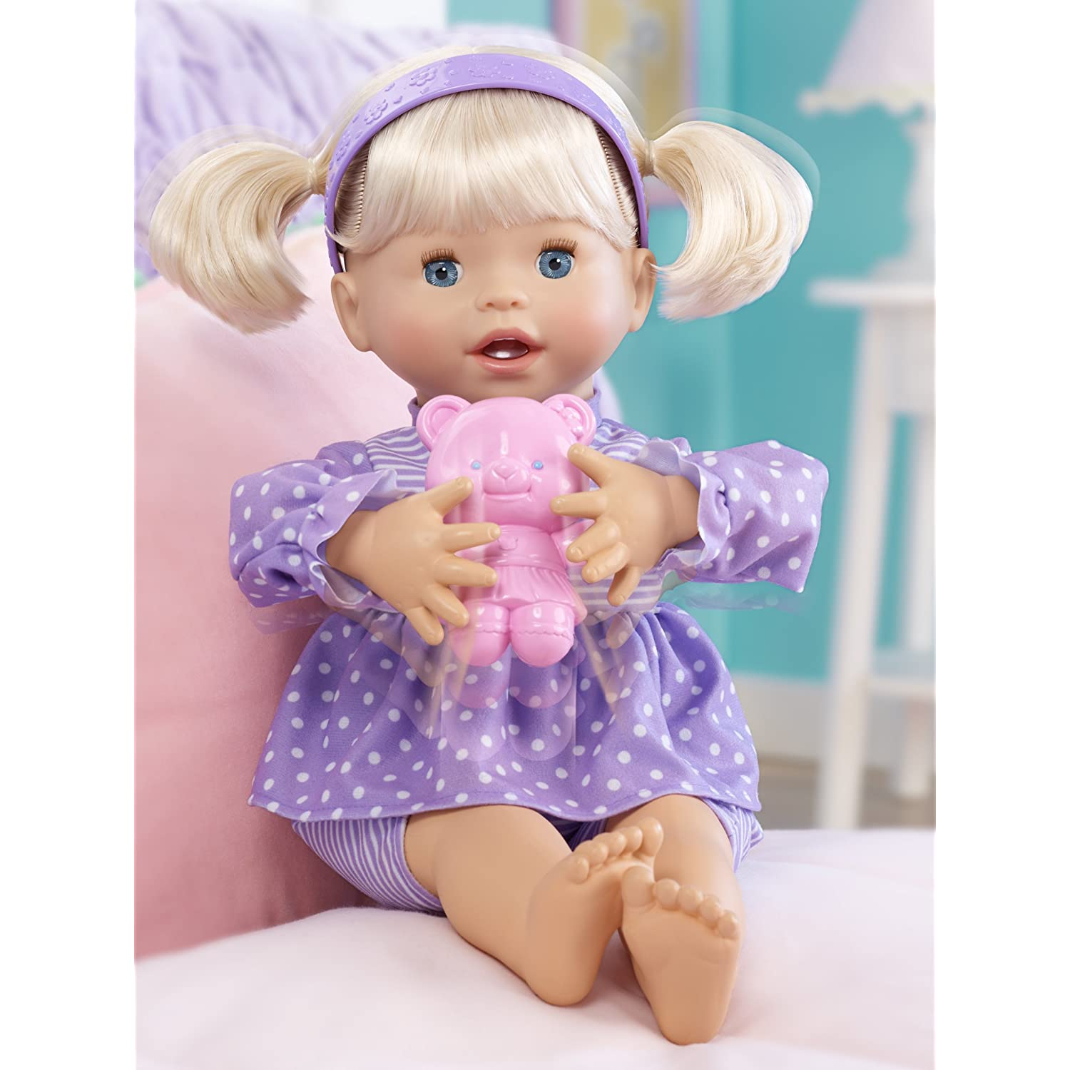 Price Little Mommy MY VERY REAL BABY- Baby Dolls For Little Girls