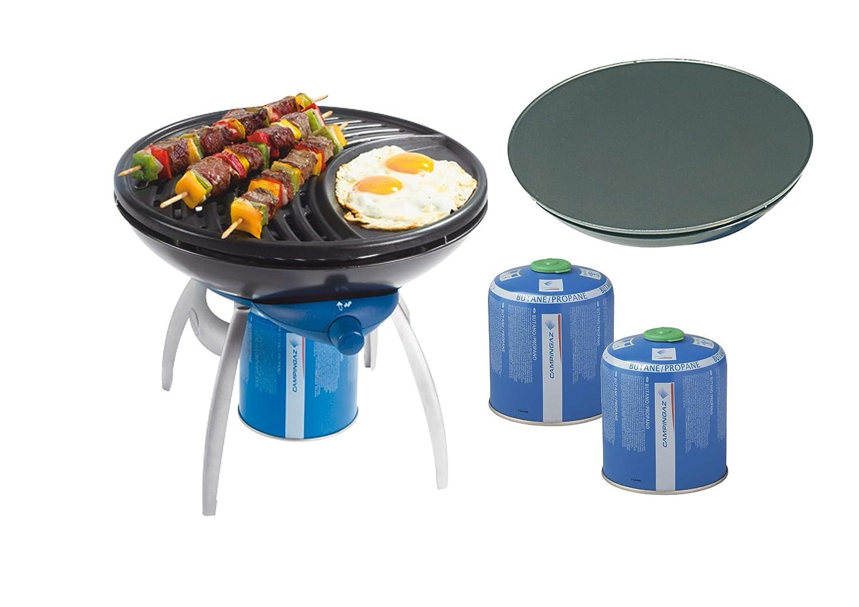 Party-Grill + CV 470 Plus + Kontaktgrillplatte *SPARSET* online kaufen