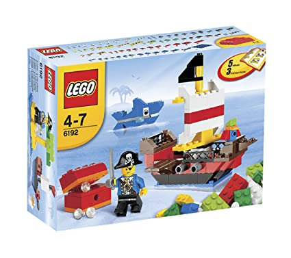 LEGO - 6192 - Jeu de construction - LEGO Briques - Set de construction LEGO Pirates