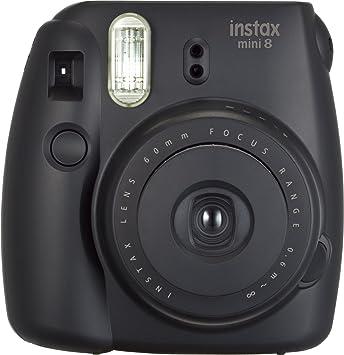 Buy Fujifilm Instax Mini 8 Instant Film Camera (Black) Online at ...