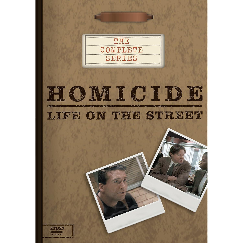 TVGA Masterworks: Homicide: Life on the Street ?