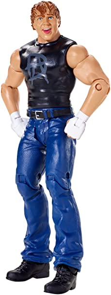 WWE Basique Figurine D'Action Séries 56 - Dean Ambrose