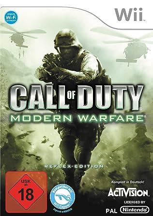 Call Of Duty 4 Modern Warfare Reflex