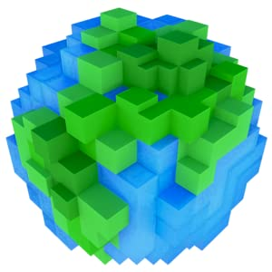 World of Cubes - online multiplayer block building sandbox with survival by Solverlabs