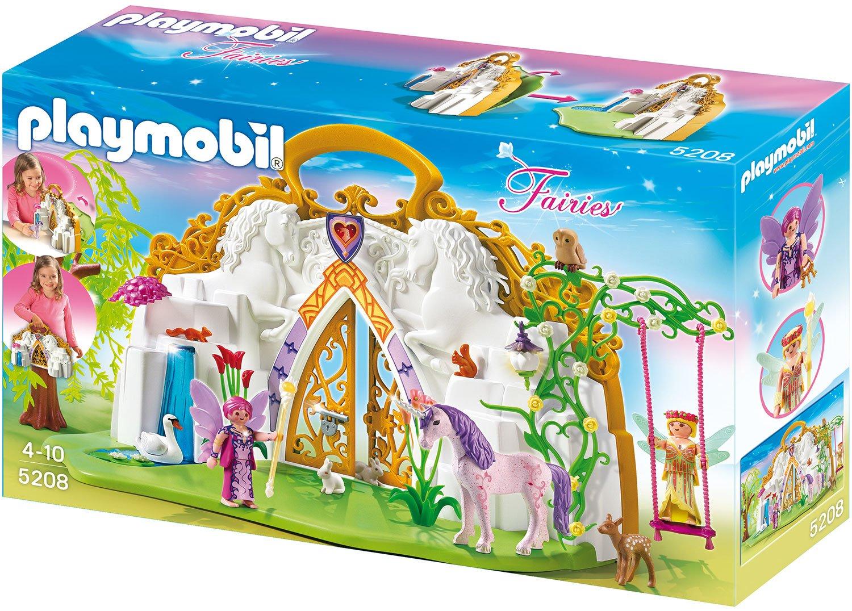 PLAYMOBIL® Zauberfeenland im Einhorn-Köfferchen (5208)