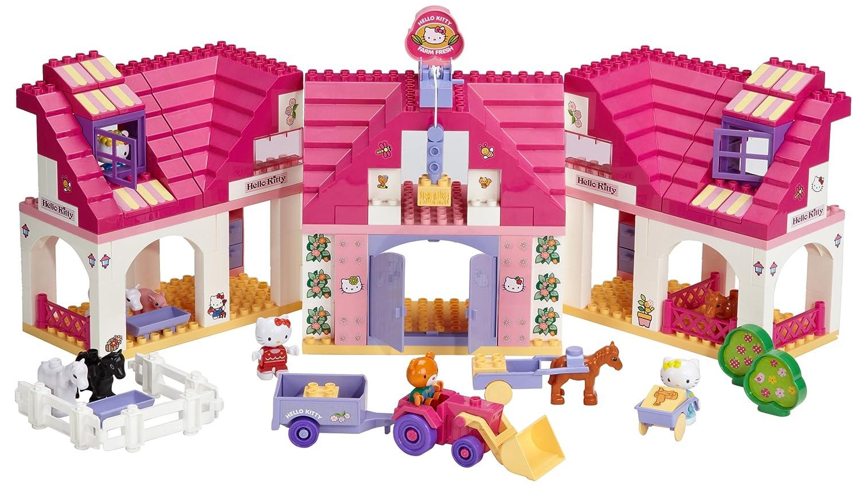 Big 57025 – PlayBIG Bloxx Hello-Kitty Bauernhof günstig