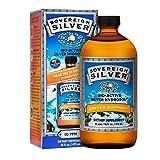 Natural Immunogenics Sovereign Silver Bio-Active Silver Hydrosol, 10 ppm 16 ounces (473 milliliters) - Economy Size