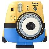 Fujifilm Instax Minion Instant Film Camera (Color: Yellow)