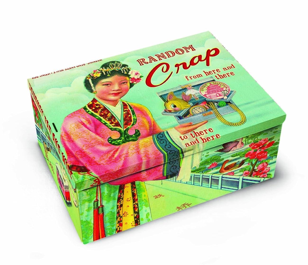Blue Q Random Crap Cigar Box 0