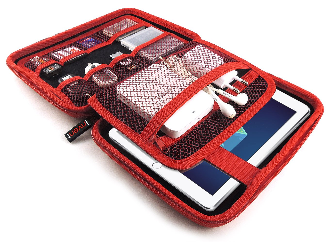 Easily organize all your electronics in this case