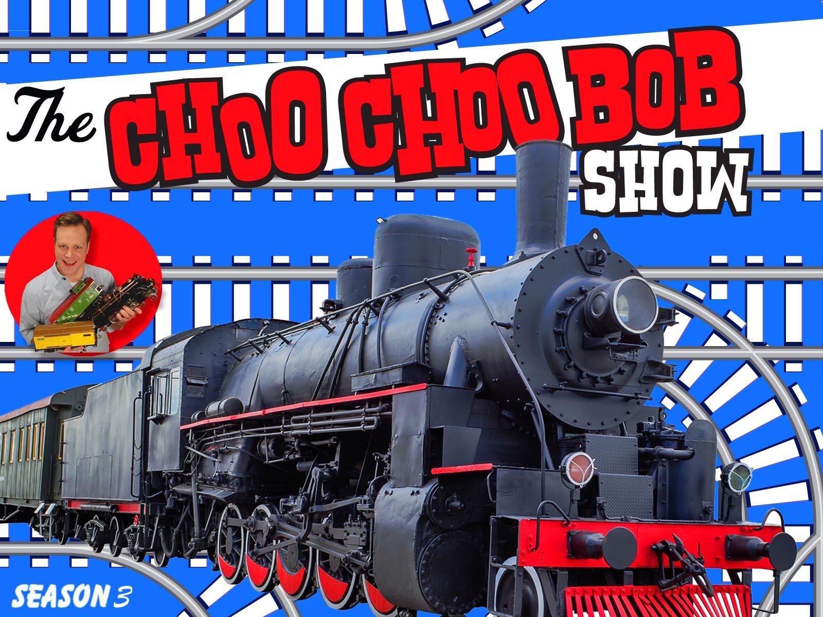 The Choo Choo Bob Show - Season 3