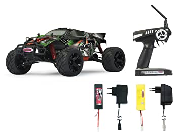 Jamara - 053370 - Maquette - Camion - Veloce Ep 1:10 Truggy 2,4ghz - 13