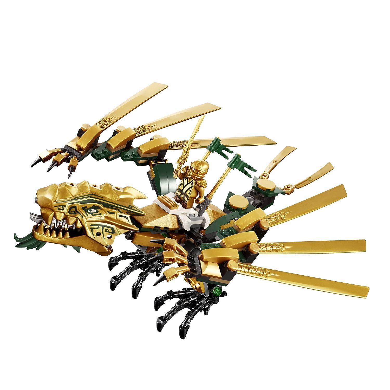 lego ninjago golden dragon set car interior design. Black Bedroom Furniture Sets. Home Design Ideas