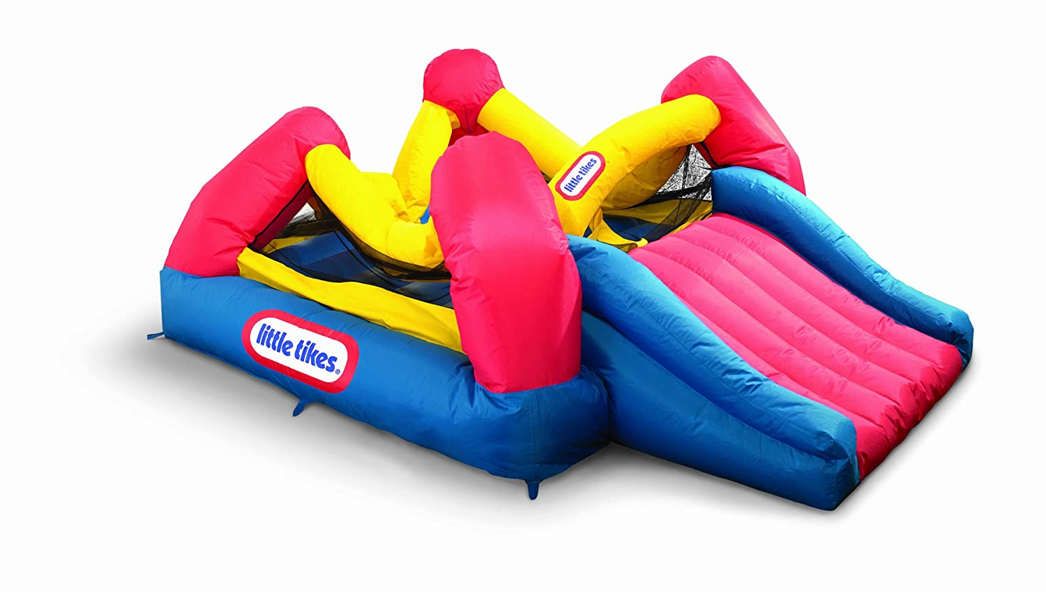 An Image of Little Tikes Jump n Slide Dry Bouncer