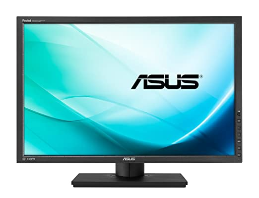 "Asus PA248Q Écran PC LED 24"" 1920 x 1200 6ms VGA/DVI/HDMI"