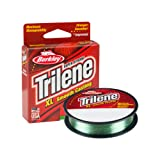 Berkley Trilene XL Smooth Casting Monofilament Service Spools (Berkley Trilene XL), 6 LB - Green (Color: Green, Tamaño: 6 lb Test)