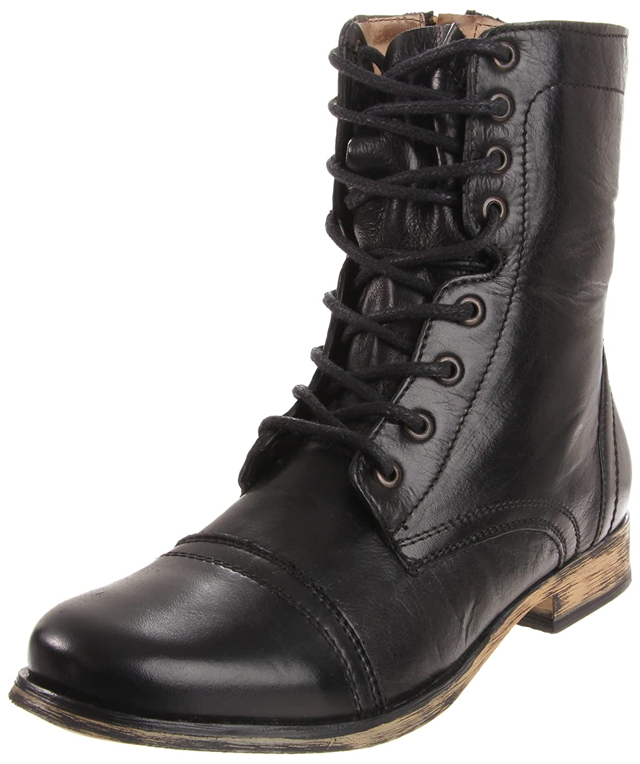 Mens Troopah2 Lace up Boots Steve Madden zb5bpSN2