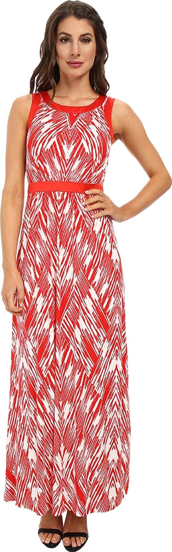 NYDJ Women's Mikala Printed Dress