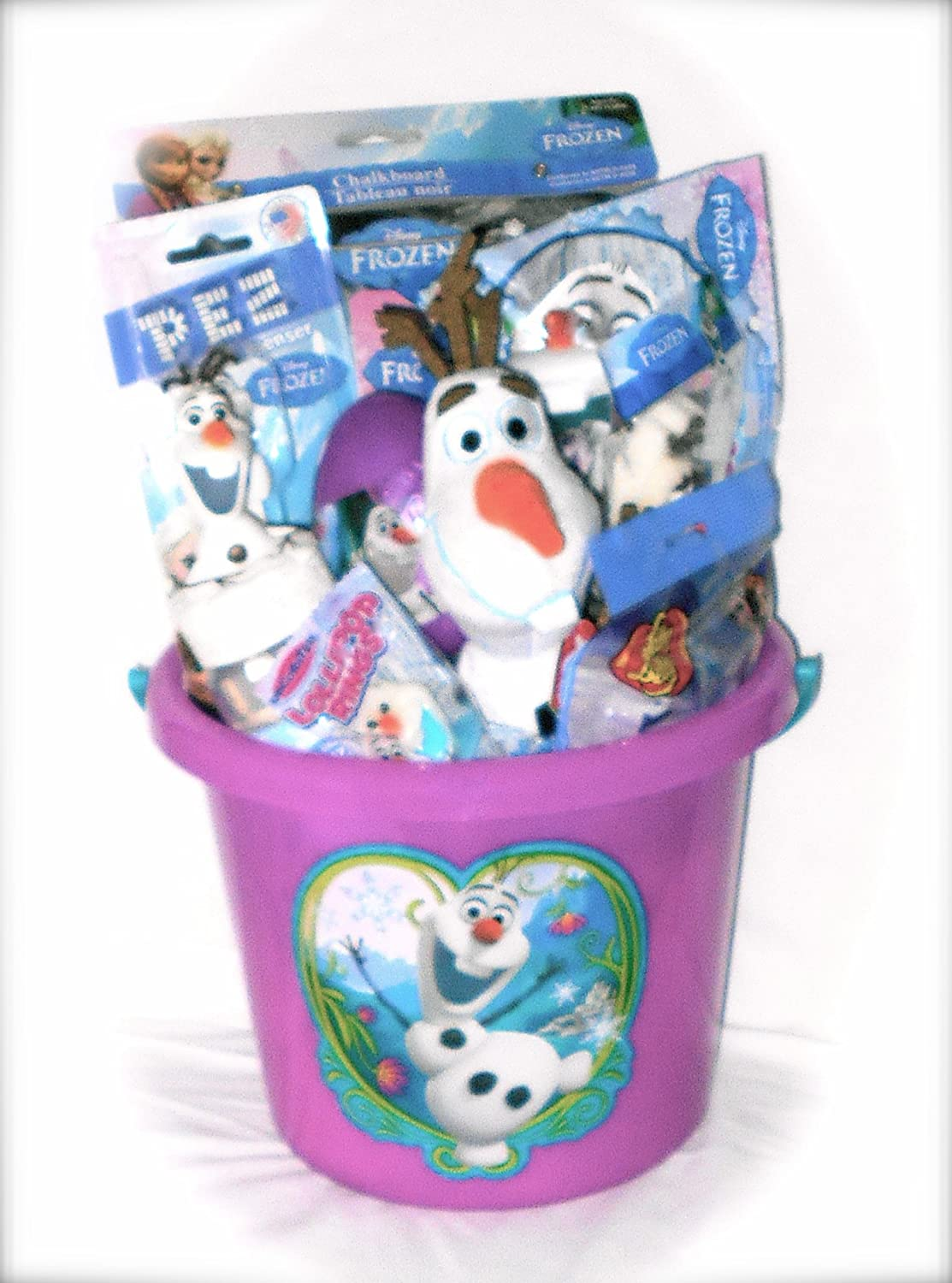 Frozen Easter Baskets Easter Wikii