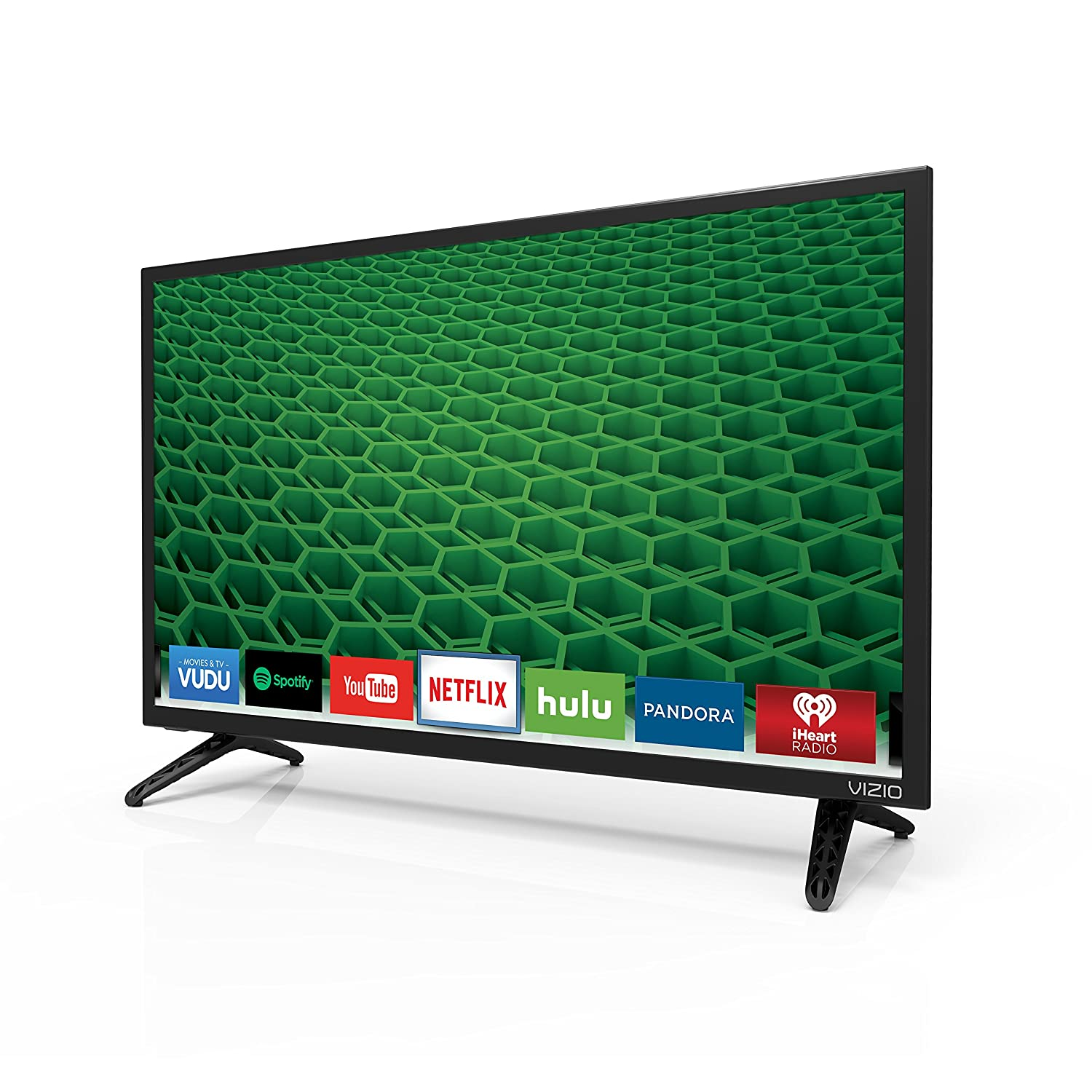 "VIZIO D28h-D1 D-Series 28"" Class Full Array LED Smart TV (Black)"