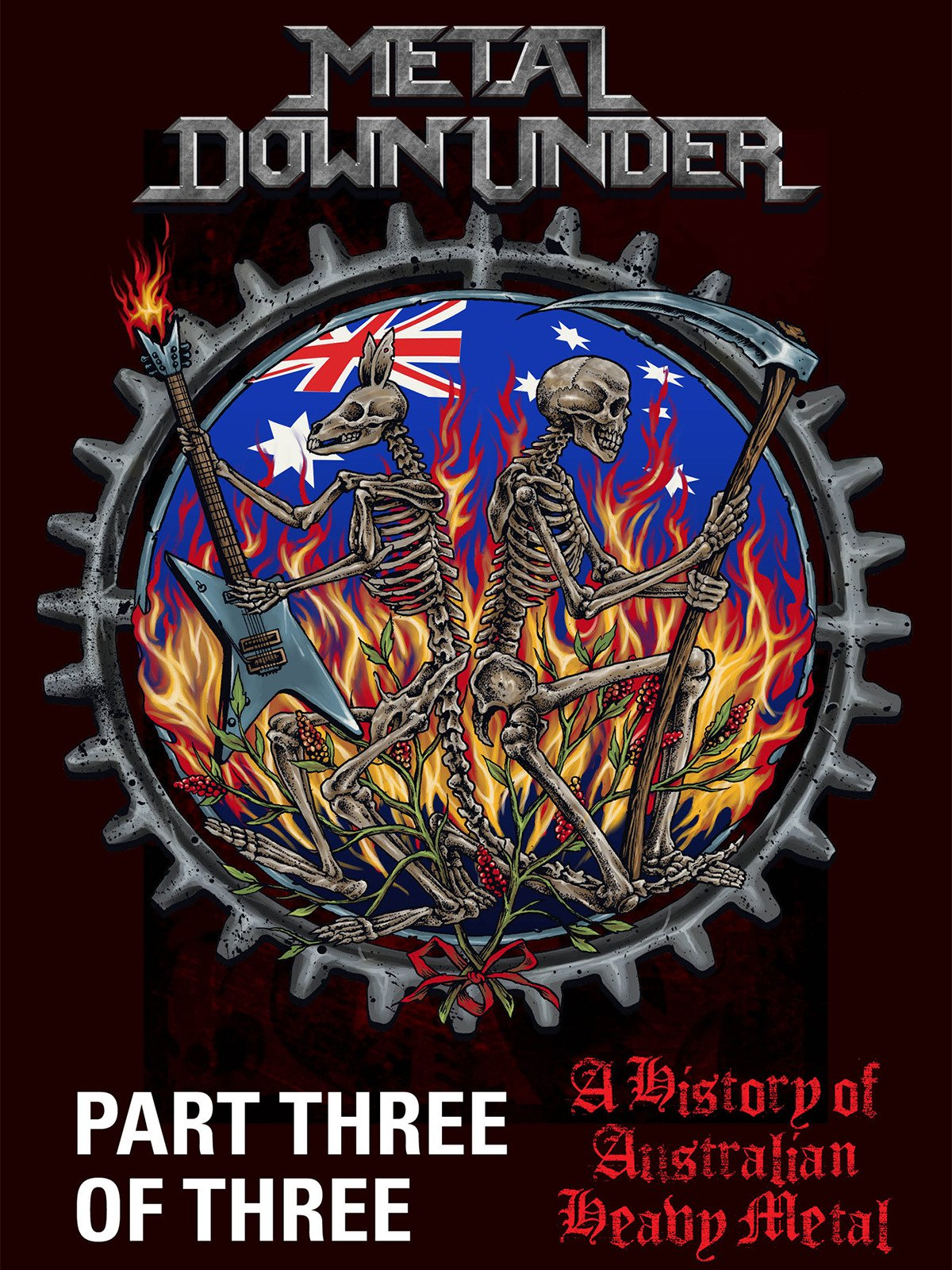 Metal Downunder (A History of Australian Heavy Metal), Part 3