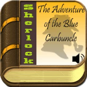 The Adventure of the Blue Carbuncle - AudioEbook