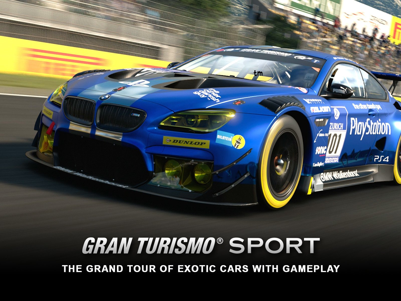 Clip: Gran Turismo Sport: The Grand Tour of Exotic Cars with Gameplay - Season 1