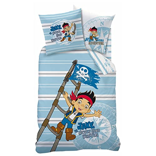 Jake and the never land pirates bedding tktb - Housse couette pirate ...