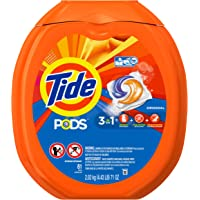 81-Count Tide PODS Original Scent HE Turbo Laundry Detergent Pacs