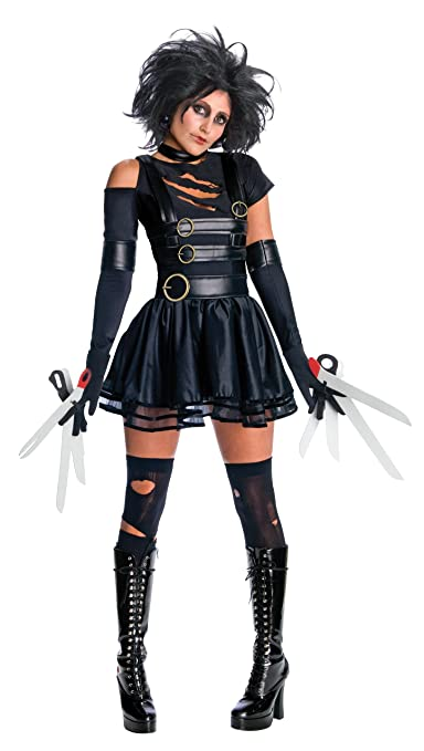 Edward Scissorhands Secret Wishes Miss Scissorhands Costume