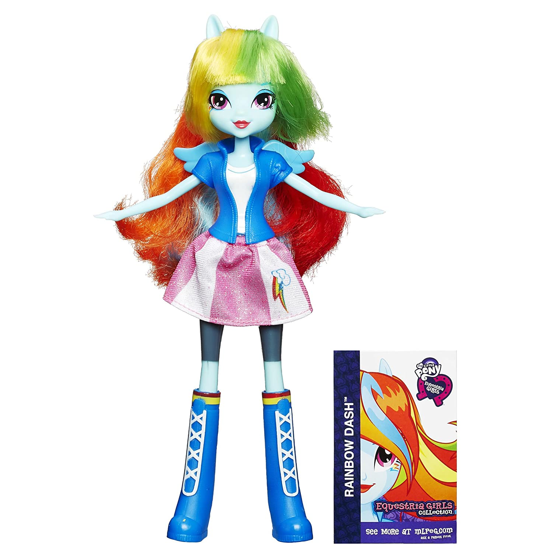 My Little Pony Equestria Girls Collection Rainbow Dash ...