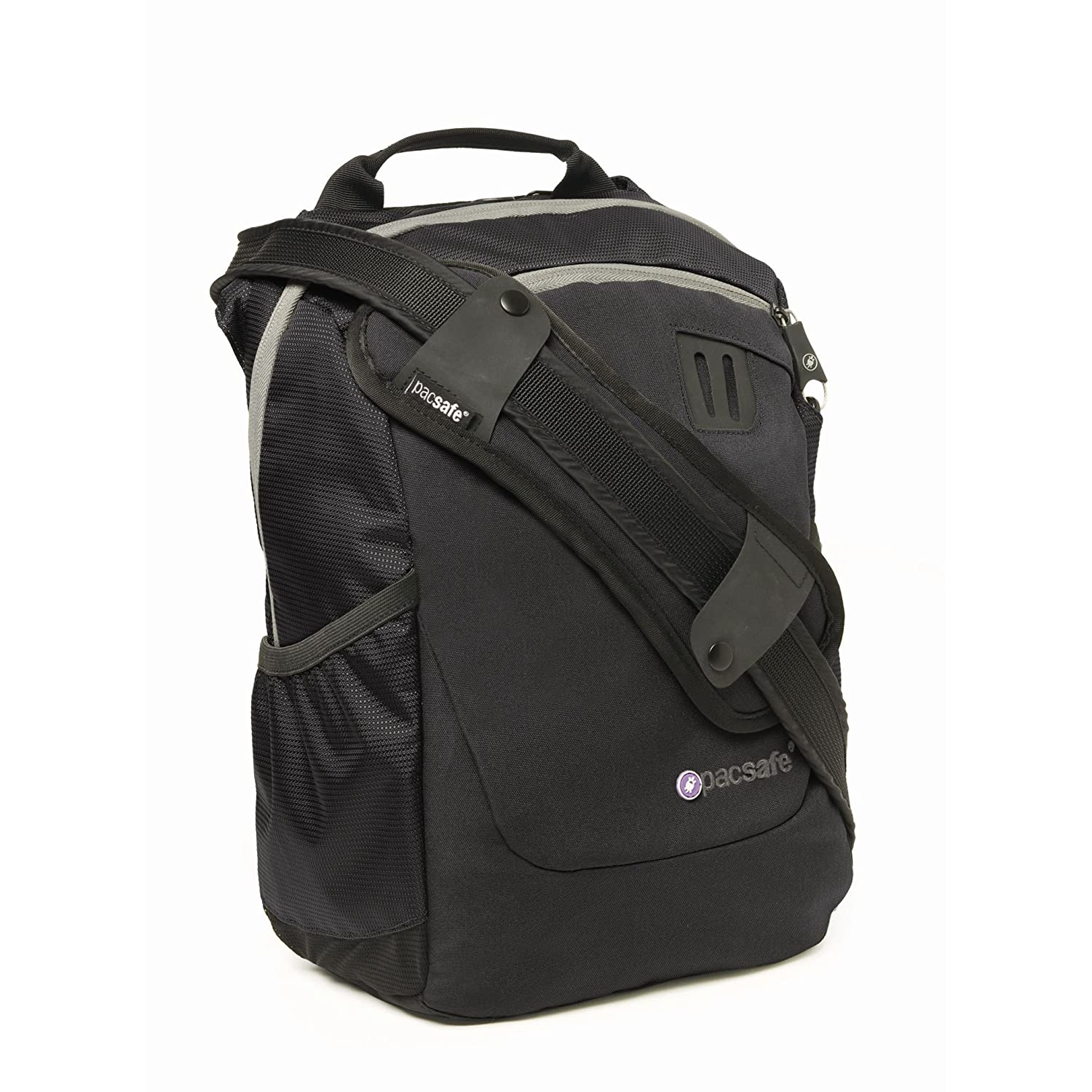 Pacsafe VentureSafe 300 Secure Travel Bag Black