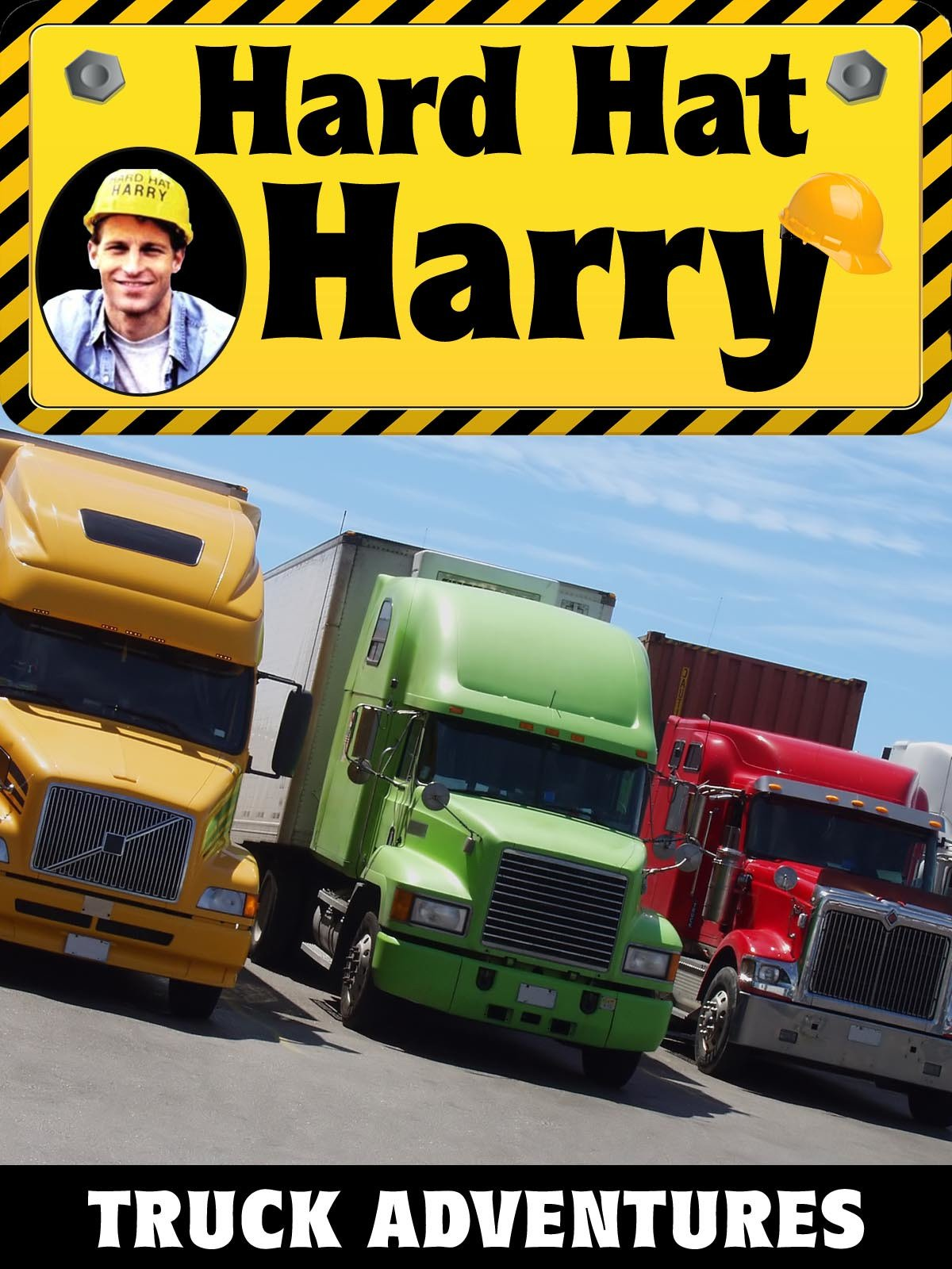 Hard Hat Harry: Truck Adventures