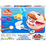 Play-Doh Doctor Drill 'n Fill Retro Pack (Tamaño: 1 Pack)