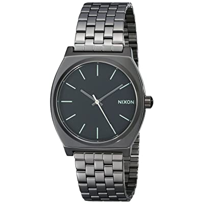 Nixon Men's Time Teller Stainless Steel Watch