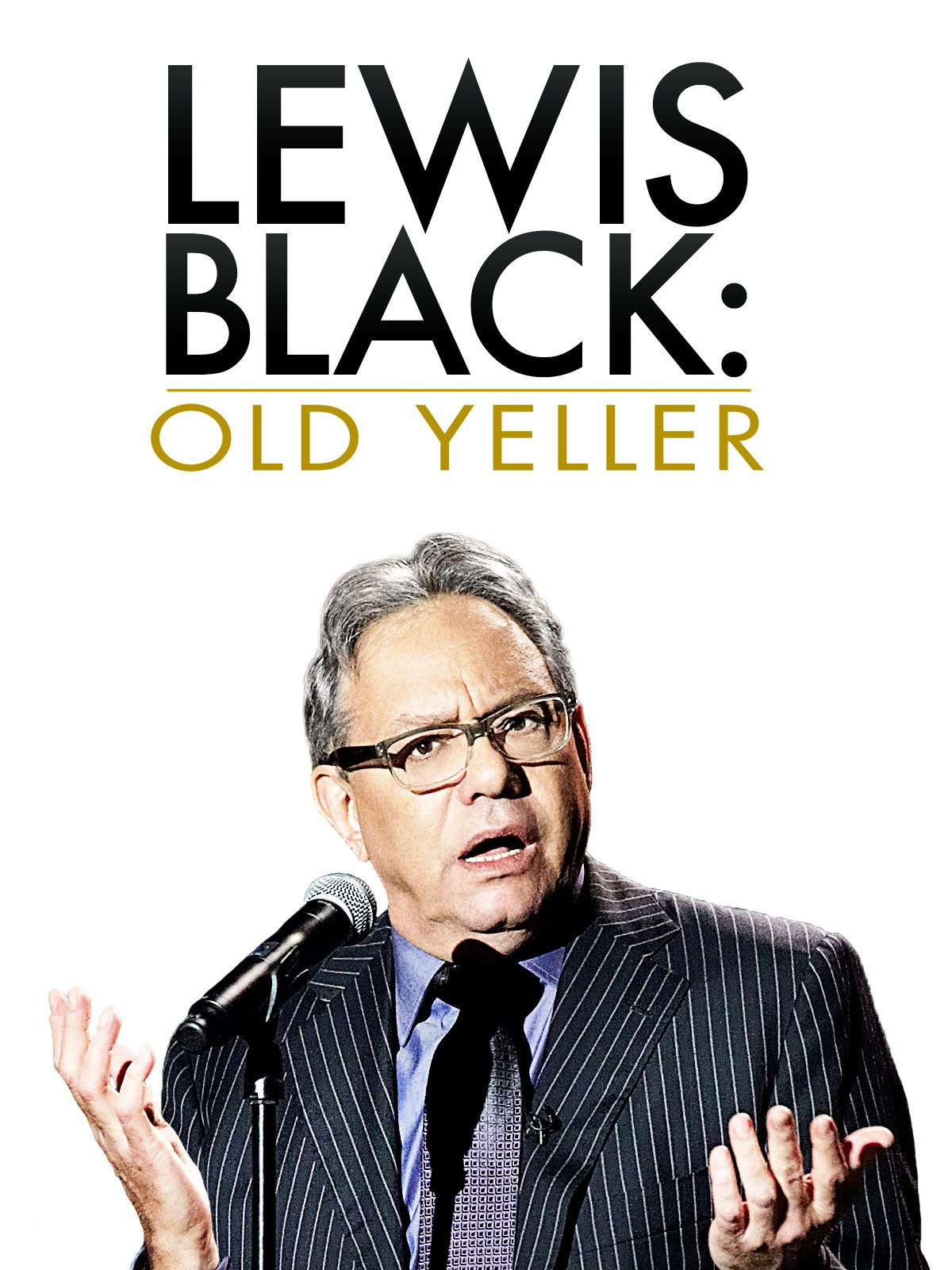 Lewis Black: Old Yeller on Amazon Prime Instant Video UK