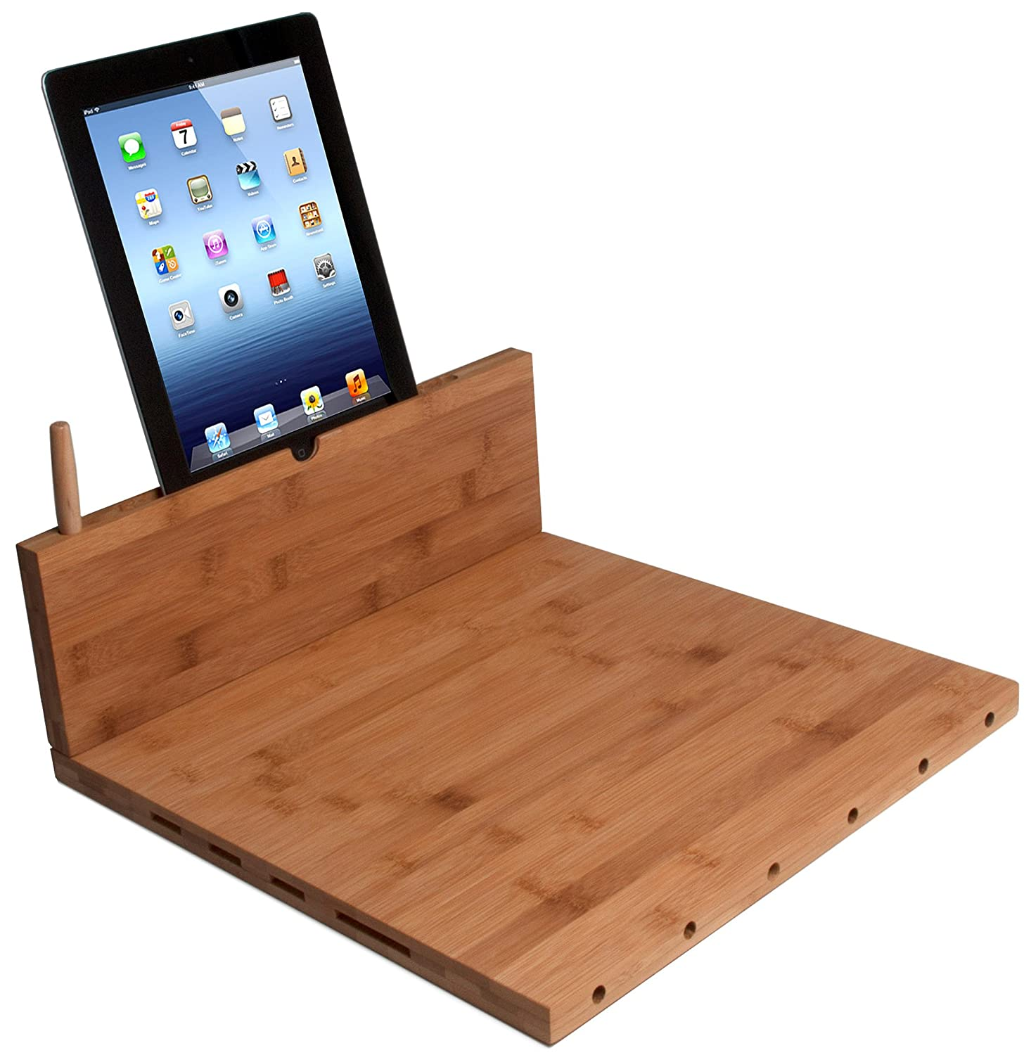 chopping board ipad stand