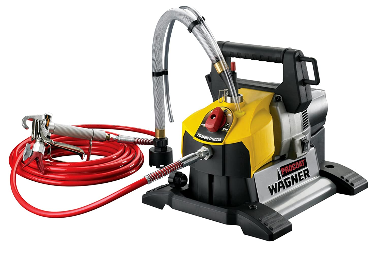 Wagner Spray Tech Best Airless Paint Sprayer Tool Interior Concrete Touch Up Gun Ebay