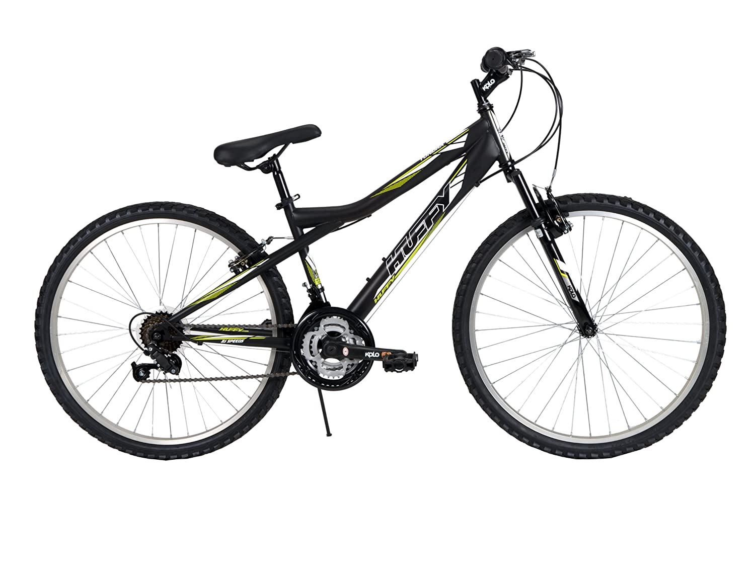 Huffy Bicycle Company Men's 26344 Tundra Bike, Matte Black, 26-Inch review