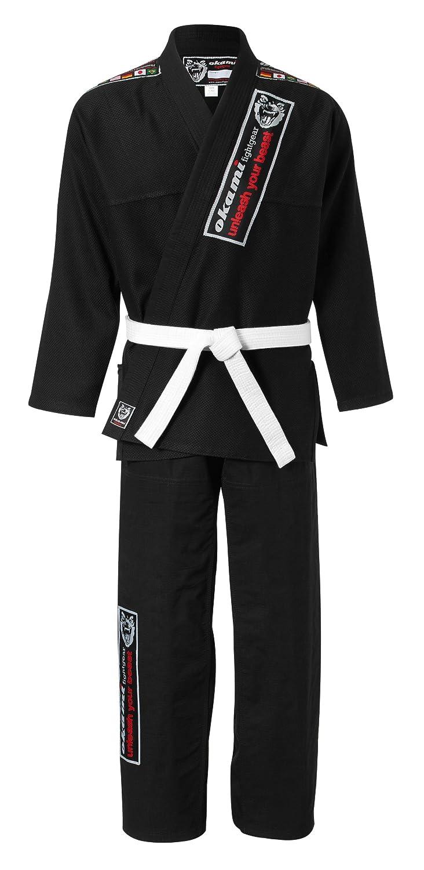 Okami Kimono de jiu-jitsu brésilien