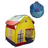 Kid's Play Tent with Carrying Case Indoor Outdoor Children's Tent