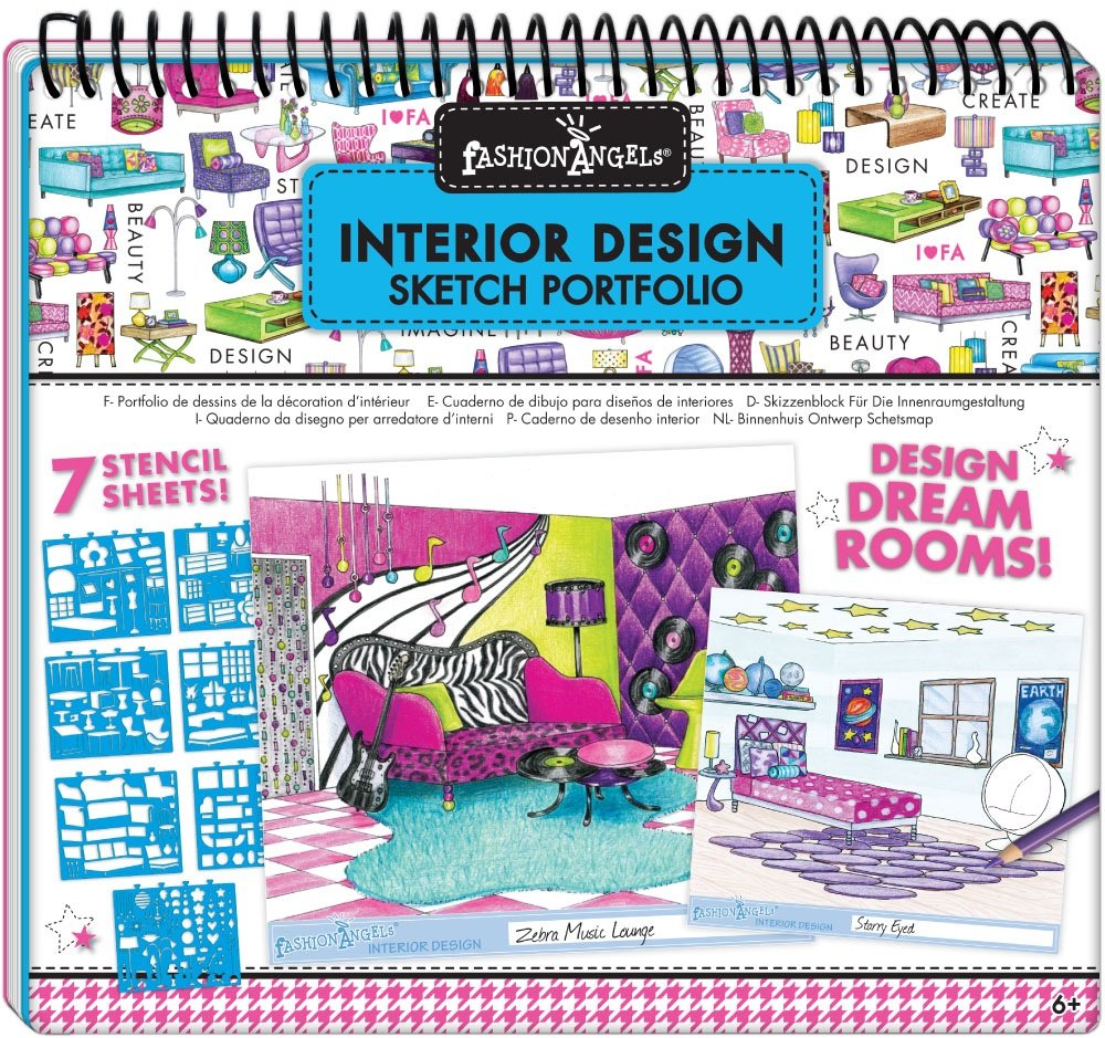 Fashion Design Kits For Girls