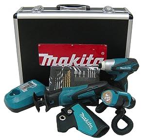 Makita LCT315X ComboKit 10,8 V (TD090D+JR102D+ML101), 2 Akkus und Ladegerät  BaumarktKritiken und weitere Informationen