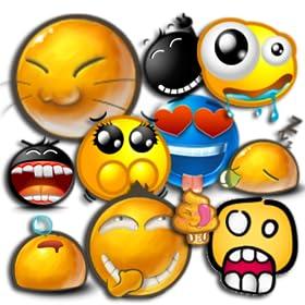 Emoticons per Chats e applicazioni di messaggistica! - Gratis