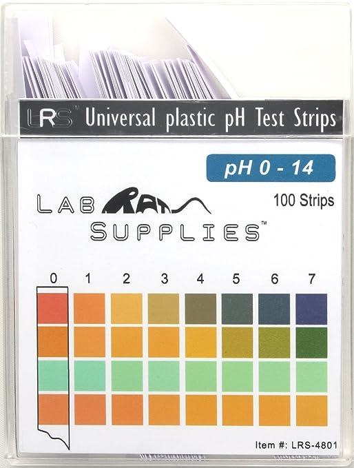 Ph Test Strips 1 11